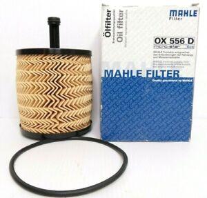 MAHLE Oil Filter OX 556 D For VW Touareg V10 5.0 TDI 07Z115562