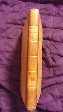 Observations Sur Les Effets du Rob Anti-Syphilitique 1810 HC French Derniere Ed.
