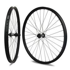 27.5er carbon mountain bike wheels MTB wheel 35mm width thru axle dt swiss 350s