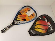 Ektelon Invader Racquetball Racquet Power Level 925 - Brand New With Cover