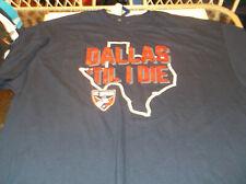 FC Dallas MLS  shirt  by Majestic XL