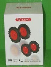 1:32 Wiking 077395 Rädersatz Pflegebereifung für Claas Arion Baureihe 400