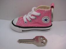 Converse All Star Keychain Chuck Taylor Key Chain PINK 100% Authentic