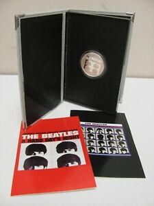 Beatles Limited Edition Silver Proof Coin in Suede Box A Hard Day's Night #5111