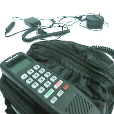 Vtg Radio Shack Cell Phone CT-1055 Untested with case, charger etc