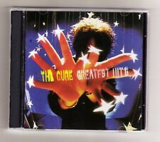 THE CURE  Only Colombia 2 Cd GREATEST HITS 18 tracks 2001 Different Cover  / 17