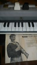 TOP Hohner Melodica piano 26-Blech-Made in Germany-TOP ZUSTAND-Spielanleitung