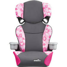 Child Car Seat Safety Vehicle Big Kid Girl Booster Chair Highback Toddler 2 in 1