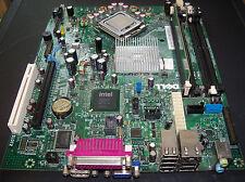 dell optiplex 755 sff mainboard mit pentium dual core cpu & memory 0pu052