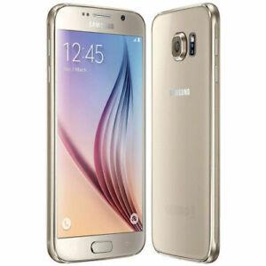 Samsung Galaxy S6 G920V 32GB Verizon + GSM Unlocked Smartphone