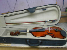 """Palatino VA-450 Allegro Viola Outfit, 13""""  w/ Case and Bow"""