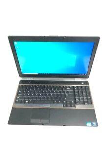 """Dell Latitude E6520 15.6"""" Core i5 2540M 2.60GHz 8GB RAM 256GB SSD Win 10"""