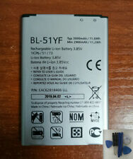 BL-51YF 3000mAh With Free Tools BL 51YF For LG G4 H815 811 810 986 999 Tested