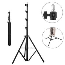 280cm 9.2Ft Light Stand Tripod Air Cushioned Collapsible For Studio Lighting