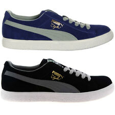 Puma Clyde Script Mens Trainers Shoes, Casual Shoes Brand New Fashion Sneaker