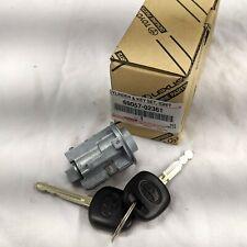 OEM Toyota Sequoia Tacoma Tundra Ignition Switch Lock Cylinder & Key 69057-02361