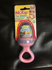 Nuby The Nibbler Infant Feeder Fruit Vegetables 1-Pack