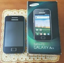 Samsung Galaxy Ace With Box + Charger + Bonus White Back Cover (Great Condition)