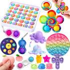 2-10 Pack Fidget Toys Set Sensory Tools Bundle Adult Kids Stress Relief Hand Toy