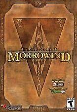 Elder Scrolls 3: Morrowind - PC Bethesda Video Game