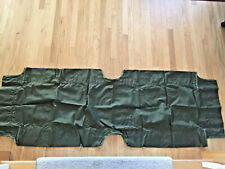Unissued Genuine U.S. Army Nylon Folding Replacement Cover For Aluminum Cot