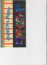 2001 ROYAL MAIL PRESENTATION PACK PUNCH AND JUDY MINT DECIMAL STAMPS