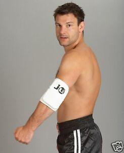 Ellenbogenschoner Stoff. Gr.S, M u. L, Judo, MMA,, Ju Jutsu, Muay Thai, Jiu Jits