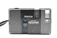 [EXC++++] KONICA RECORDER Half Frame 35mm Film Camera Point & Shoot from Japan