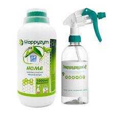 Happyzym Enzymreiniger Home Allzweckreiniger und Geruchsentferner  1L Konzentrat