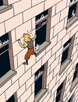 Tintin Poster SKU 34913