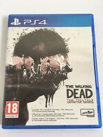 The Walking Dead The Telltale Definitive Series Sony Playstation 4 PS4