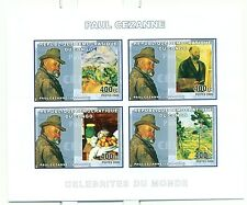 V. VAN GOGH - CONGO 2006 set imperforated