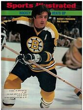 Nov 19 1973 issue of Sports Illustrated Bruin's Phil Esposito