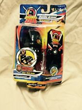 Kung Zhu Ninja Warriors Azer Dark Jonin Battle Armor with Dark Tablet