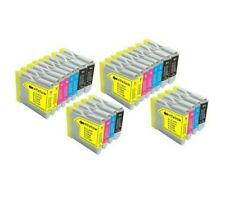 24 PK NON-OEM INK LC-51 FOR BROTHER DCP-130C DCP-750CW MFC-5860CN MFC-230C
