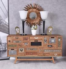 Dresser Loft Sideboard Industrial Lowboard Bauhaus Design Wardrobe Antique