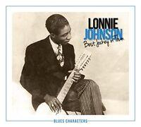 Lonnie Johnson - Best Jockey In Town [CD]