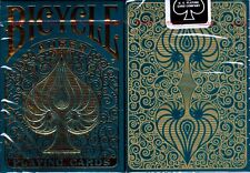 Aureo Bicycle Playing Cards Poker Size Deck USPCC Custom Limited Edition Sealed