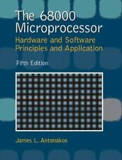 The 68000 Microprocessor by James L. Antonakos (2003, CD-ROM / Hardcover)