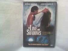 Of Love and Shadows (DVD, 2002) RARE WITH INSERT