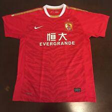 Nike Men's Guangzhou Evergrande Futbol Soccer Jersey