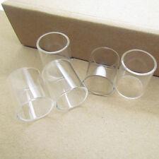 Pk of 5 Glass Tubing MPN:kayfun mini v5 Glass 21mm O.D XXmm Long