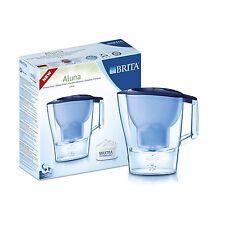 Jarra Purificadora de Agua Brita Aluna 2,4 l con Filtro Purificador Azul