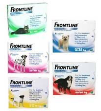 FRONTLINE SPOT ON Treatment For Tick & Lice & Fleas S,M,L,XL Dogs & Cats AVM-GSL