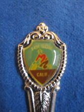 Folsom California The Golden State Collectible Silver Spoon - Souvenir