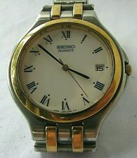 Seiko 7N42 Quartz Date Watch