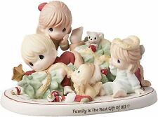"""Precious Moments """"Family Is The Best Gift Of All"""" Limited Edition 191011"""
