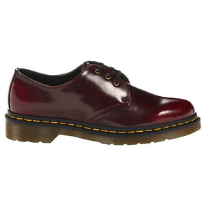 Dr. Martens Unisex Shoes Vegan 1461 Casual Lace-Up Low-Profile Synthetic