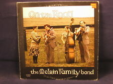 """THE McLAIN FAMILY BAND """"On The Road"""" LP 1976 Country Life Records CLR-6"""