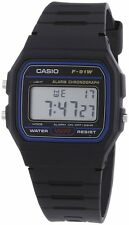 Reloj Casio F-91W ORIGINAL Digital Pulsera Caballero Clasico Retro Vintage F91 W